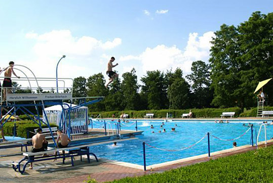Freibad Billerbeck
